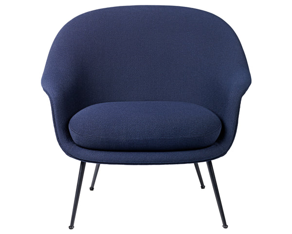 Gubi Bat Lounge Chair Low Back - Conic Base | DSHOP