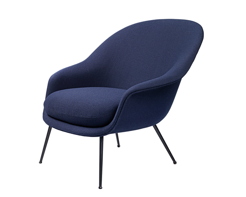 Bat Lounge Chair Low Back - Conic Base | DSHOP