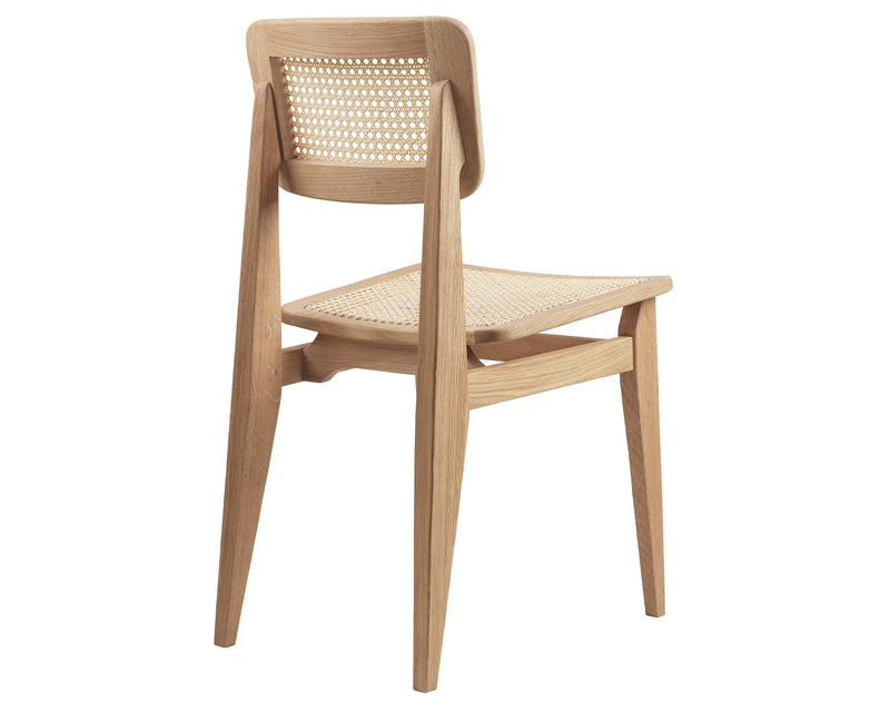 Wood & Cane Back Dining Chairs | DSHOP