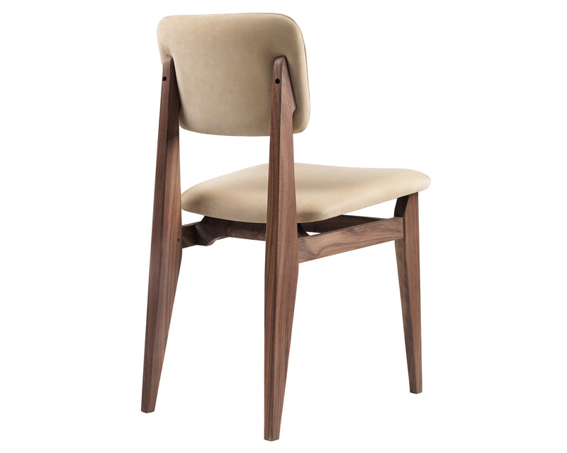 Midcentury Wood Dining Chair | DSHOP