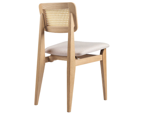 C-Chair Dining - Seat Upholstered