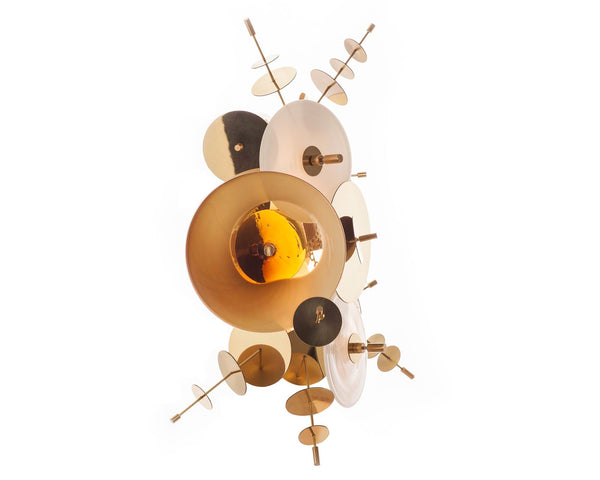 Confetti Sconce - Amber | DSHOP