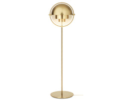 Multi-Light Floor Lamp - Brass Base | DSHOP