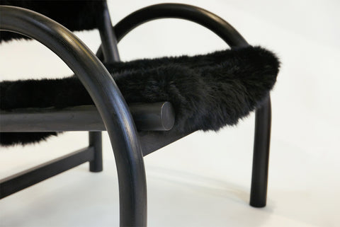 Shepherd's Chair - Black