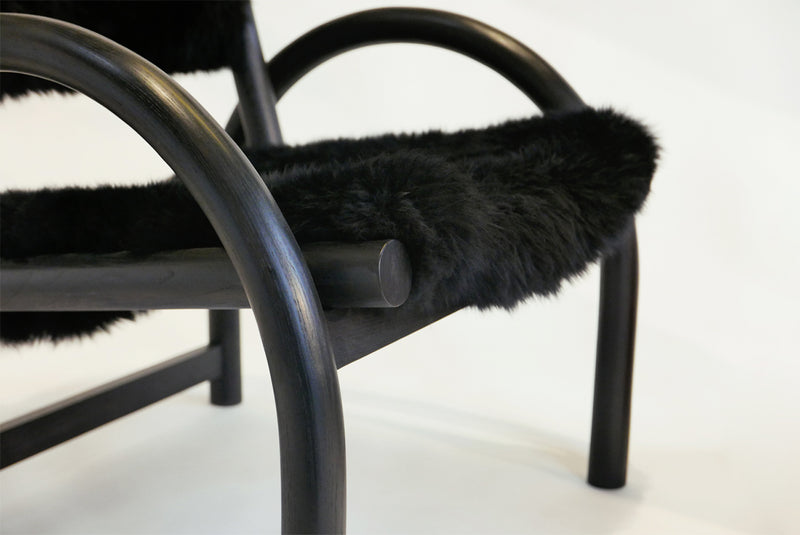 Hinterland Shepherd's Chair - Black | DSHOP