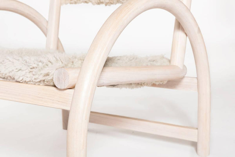 Sculptural Contemporary Chair | DSHOP