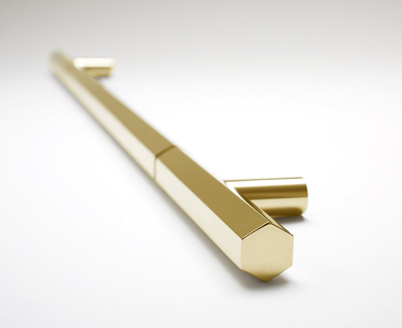 Minimal Brass Appliance Handle | DSHOP