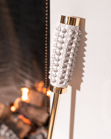 Fireplace Brush & Poke Set