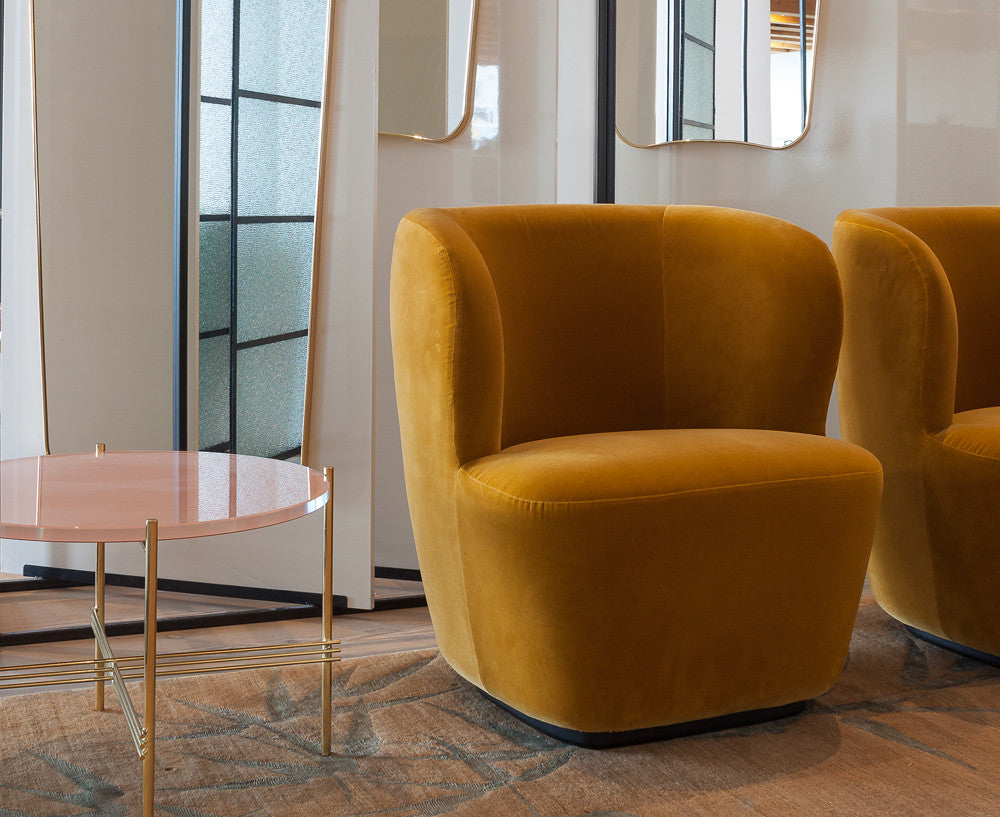 Stay Lounge Chair Small By Gubi   DSHOP