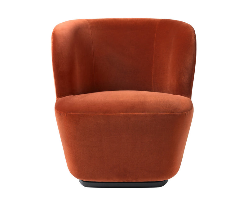 Stay Lounge Chair Small in Velvet | DSHOP