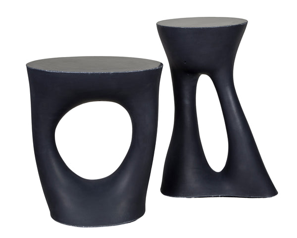 Kreten Side Table - Jet Black | DSHOP