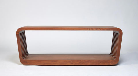 Link Table / Bench Open - American Walnut