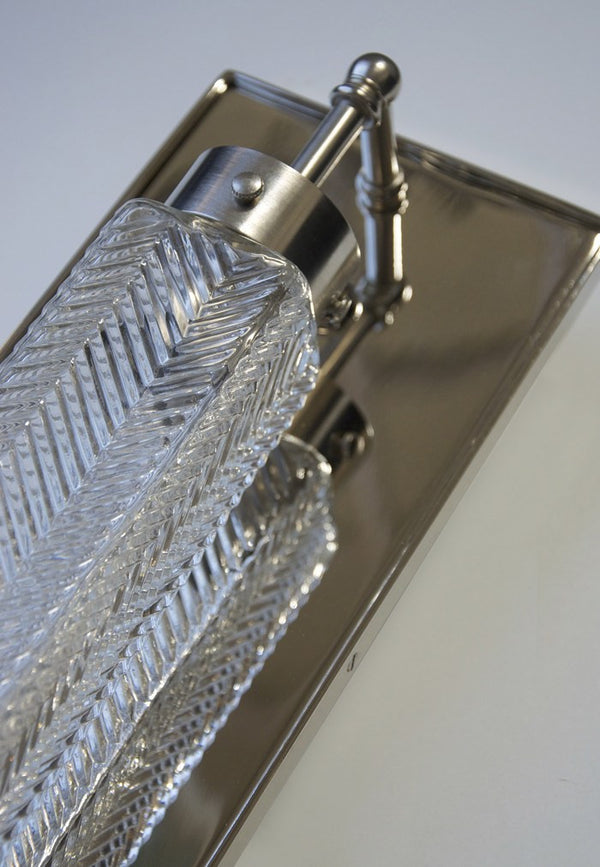 Chrysler Sconce - Framed by Michelle James | DSHOP
