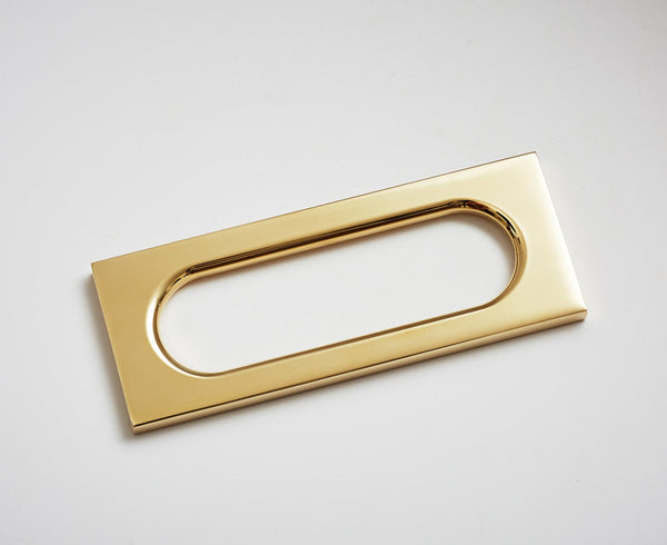 MOD-04 Handle in Brass