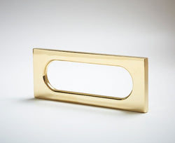 MOD-04 Handle in Polished Brass