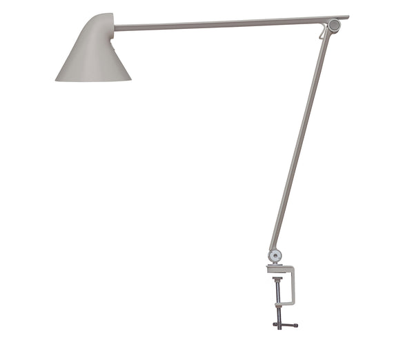 Contemporary Gray Table Lamp | DSHOP