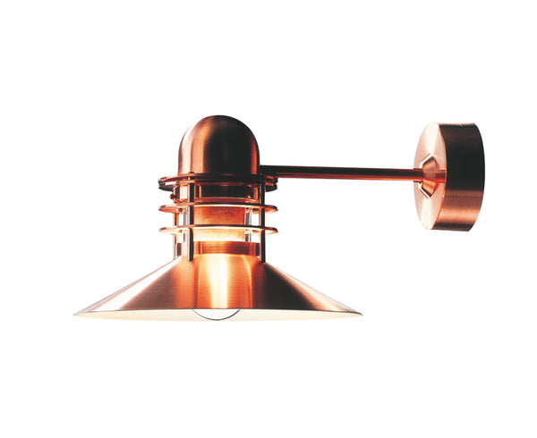 Nyhavn Wall Lamp - Copper | DSHOP