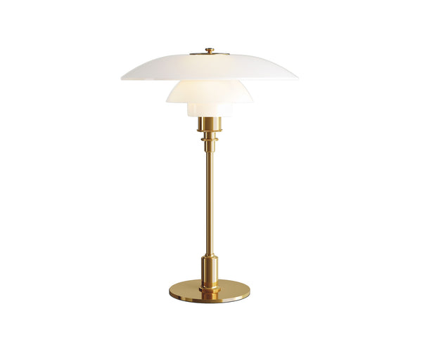 PH 3½-2½ Glass Table Lamp | DSHOP