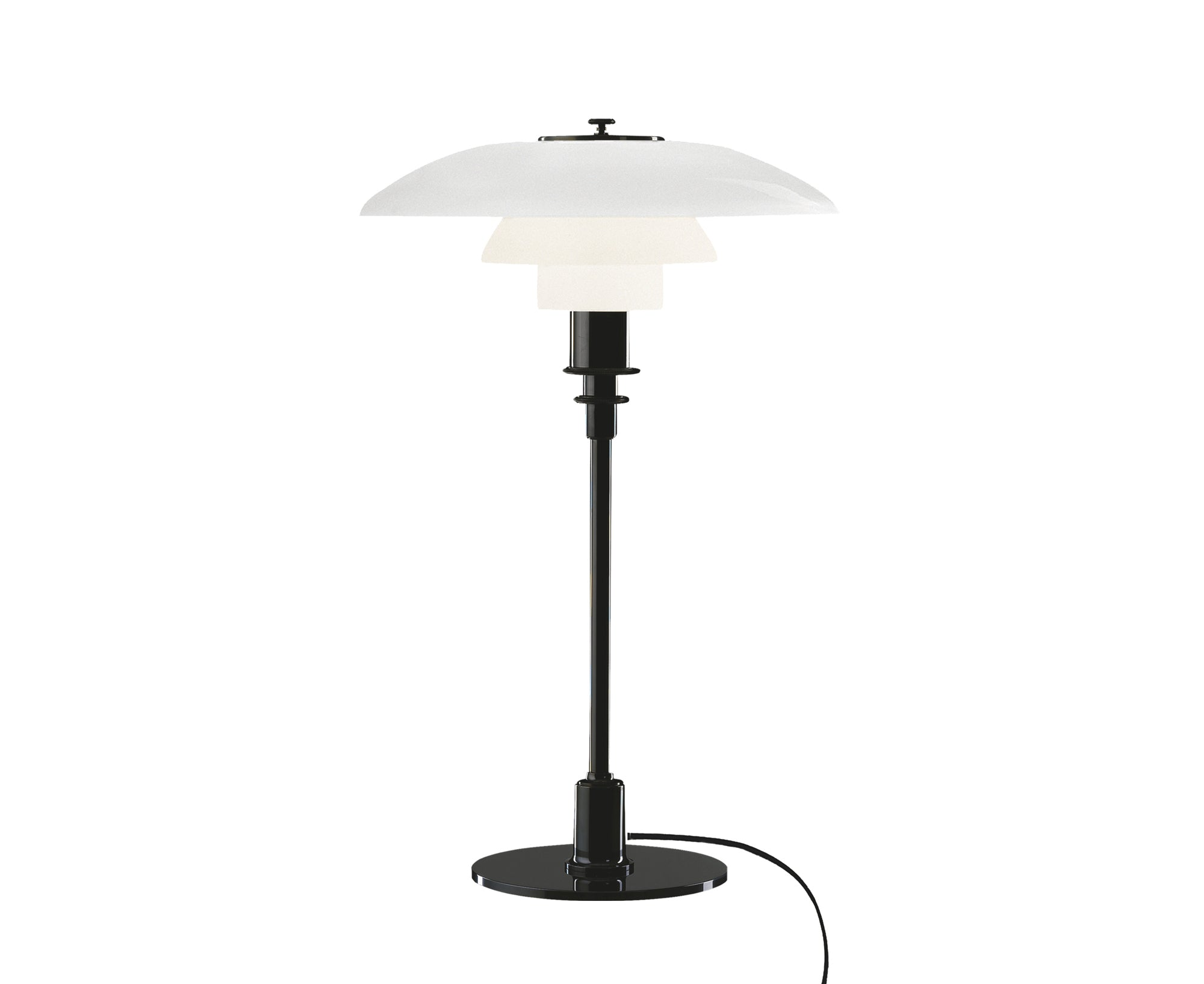 PH 3/2 Glass Table Lamp