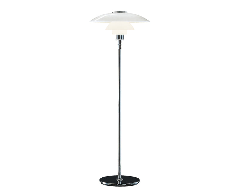 PH 4½-3½ Glass Floor Lamp | DSHOP