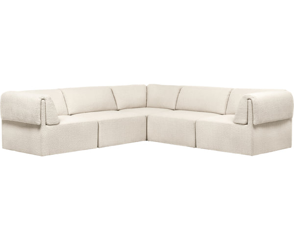 Wonder Corner Sofa - 2 x 3 Seater