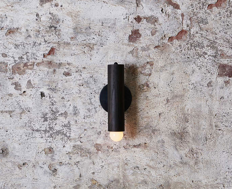 Modern Wood Sconce | DSHOP