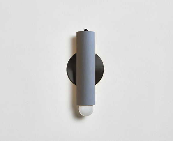 Lodge Sconce - Grey | DSHOP
