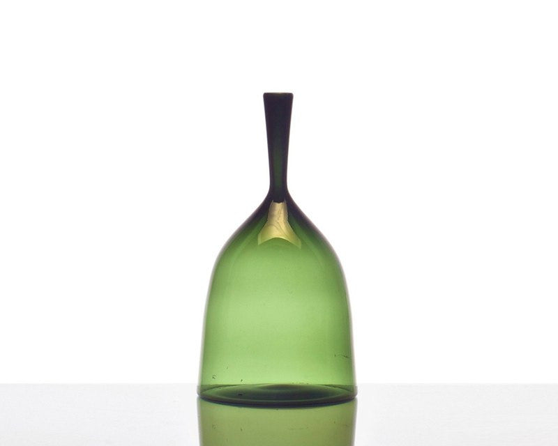 Cariati Angelic Bottle - Wide - Tourmaline Green