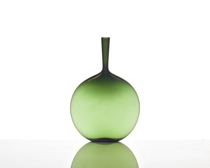 Cariati Angelic Flask - Tourmaline Green