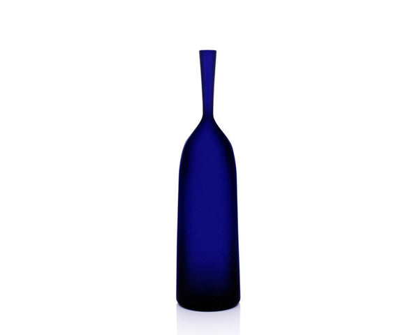 Cariati Angelic Bottle - Small - Ink Blue