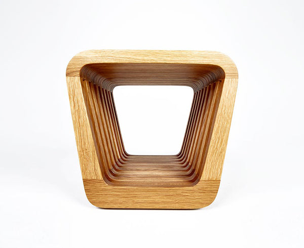 Reda Amalou Link Table / Stool - Oak | DSHOP