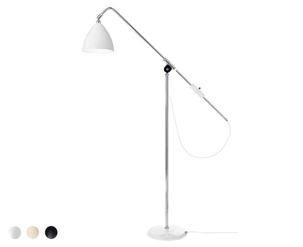 Bestlite Floor Lamp BL4 - Chrome