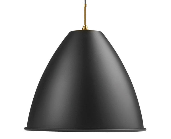 Bestlite BL9XL Pendant Lighting | Black / Brass