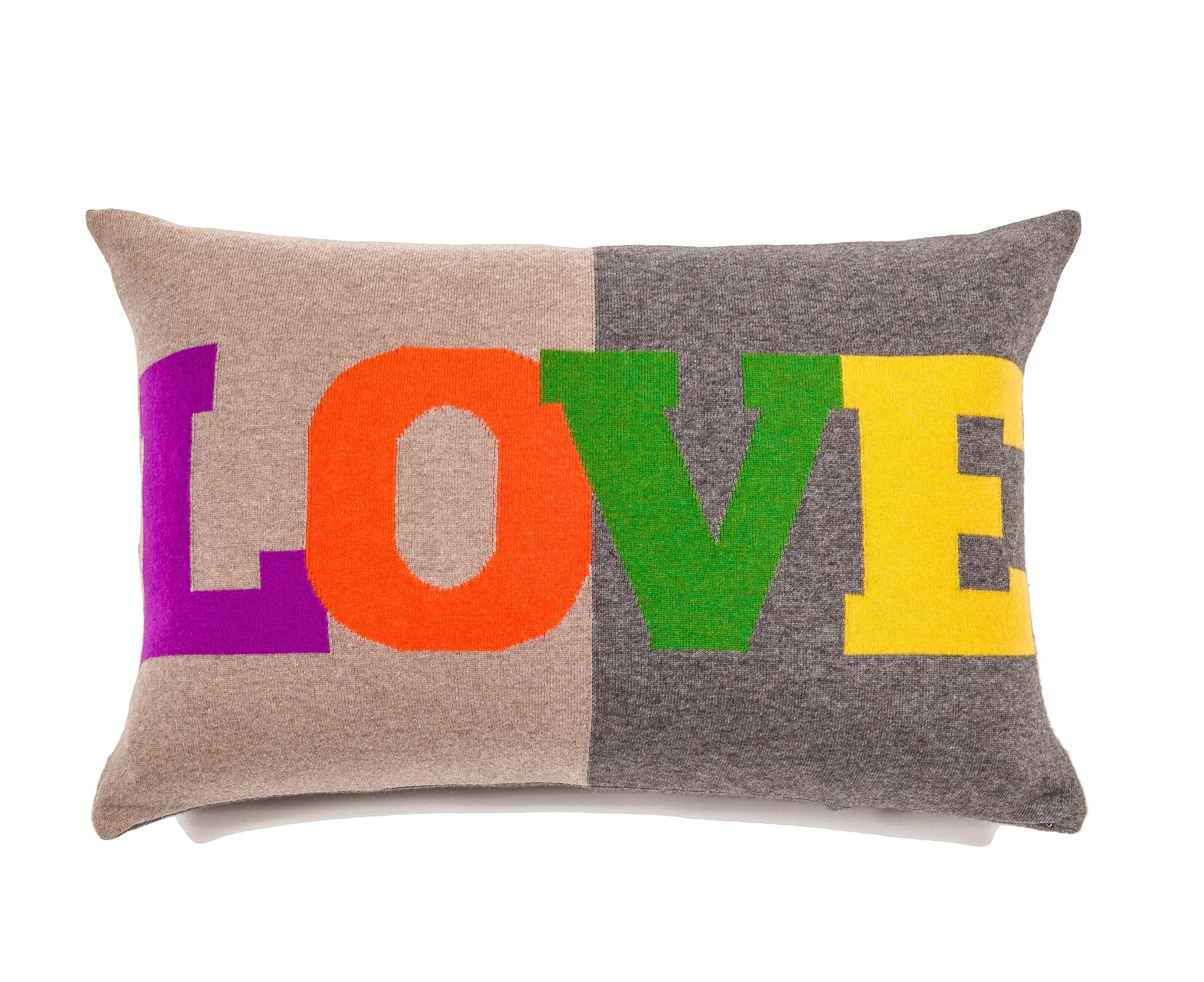 Cashmere Love Pillow - Icon