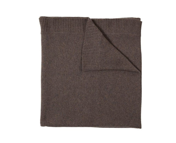 Cashmere Capri Throw - Hazel