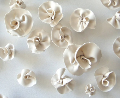 Porcelain Wall Art - Blossom