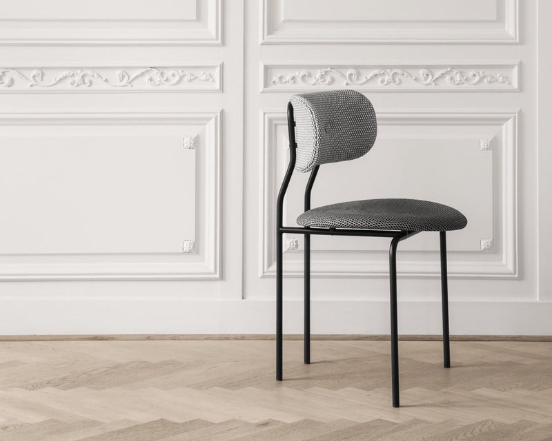 Coco Chair Upholstered by OEO Studio for Gubi | DSHOP