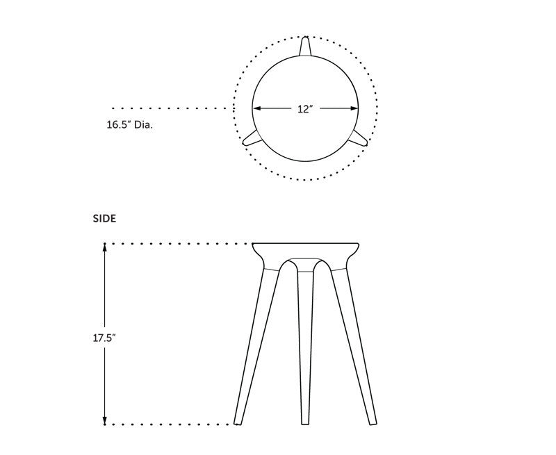 Coventry Stool Specification