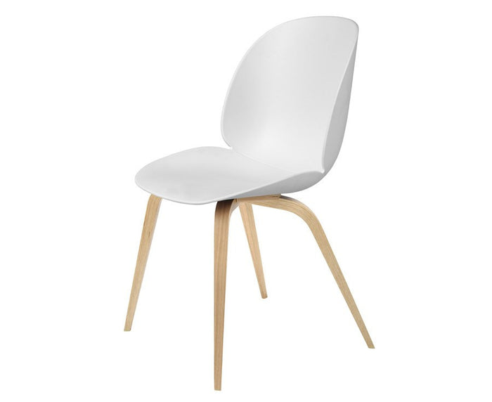 Beetle Dining Chair - Wood Legs | DSHOP