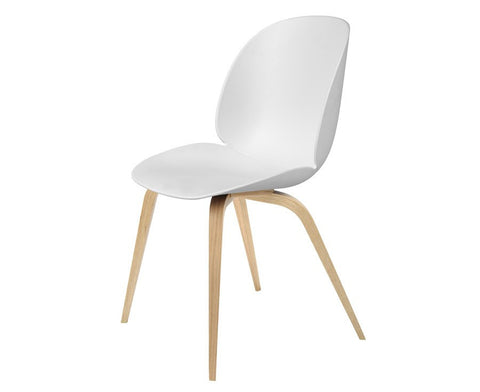 Beetle Dining Chair - Wood Frame