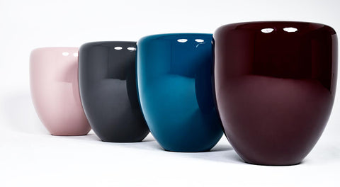Dot Table Stool - Powdery