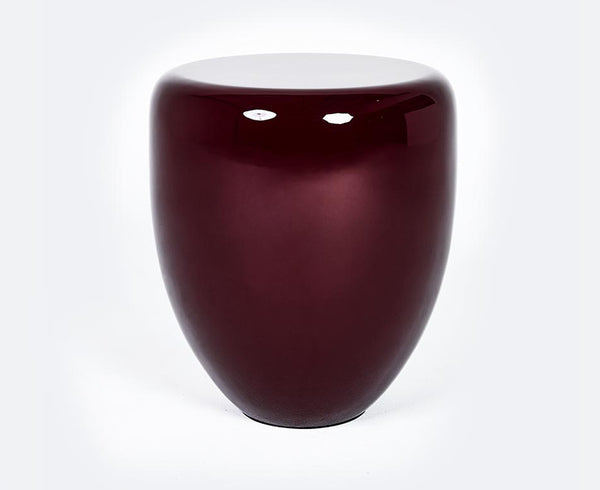 Dot Table Stool - Deep Garnet | DSHOP