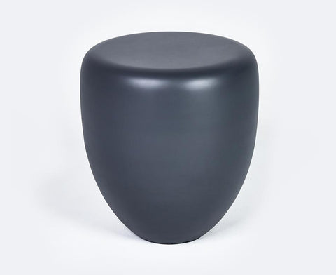 Dot Table Stool - Slate Grey Matte