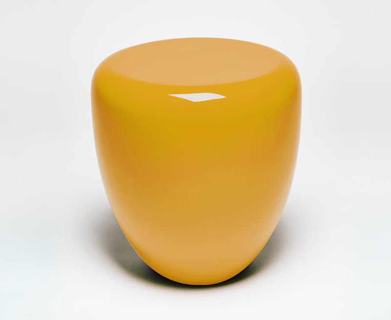 Dot Table Stool - Warm Saffron | DSHOP