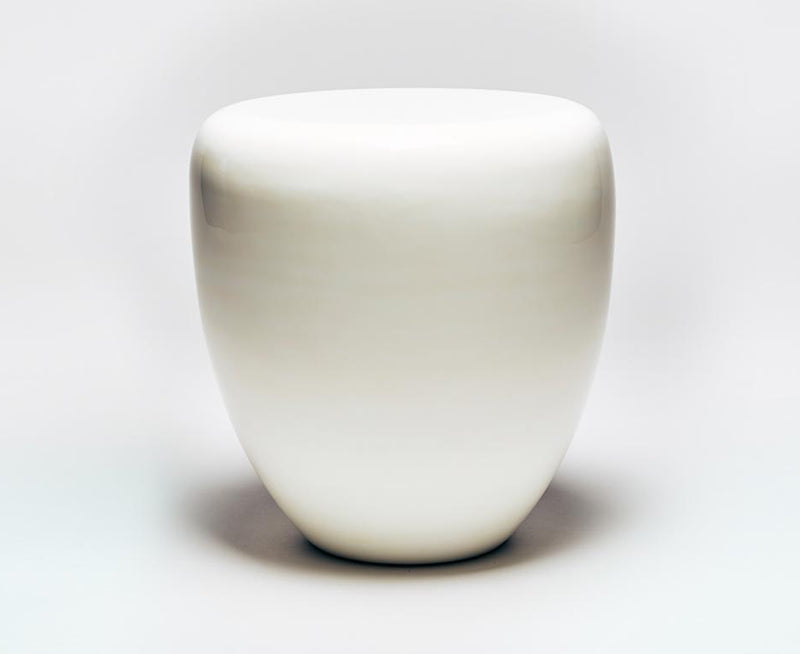 Dot Table Stool - Milky White | DSHOP