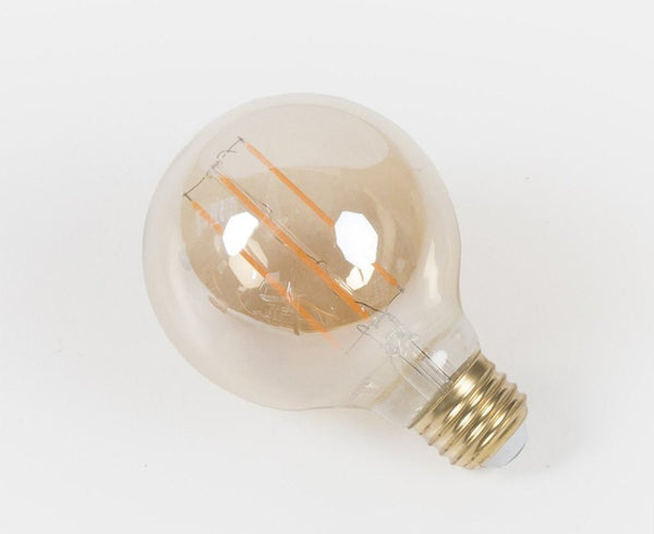 "3.125"" Globe Antique-Style LED"