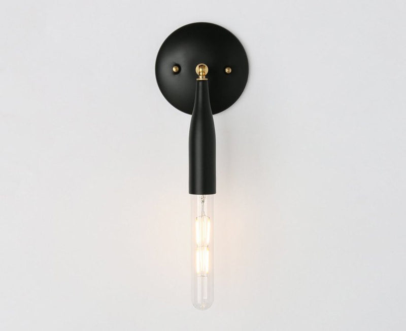Flute Sconce by Studio Dunn