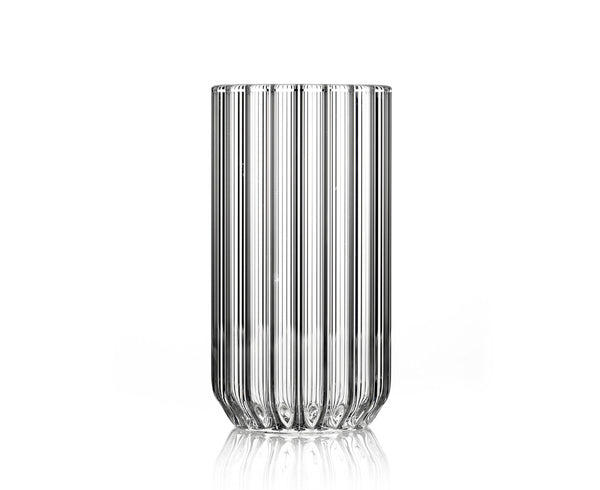 Fluted Dearborn Large Glasses