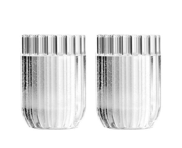 Fluted Dearborn Water Glasses