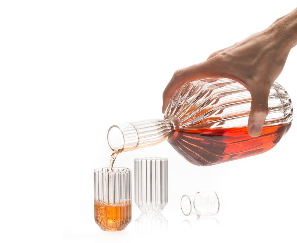 Handcrafted Margot Decanter